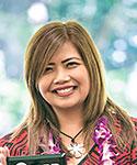 photo of participant Rodalyn May