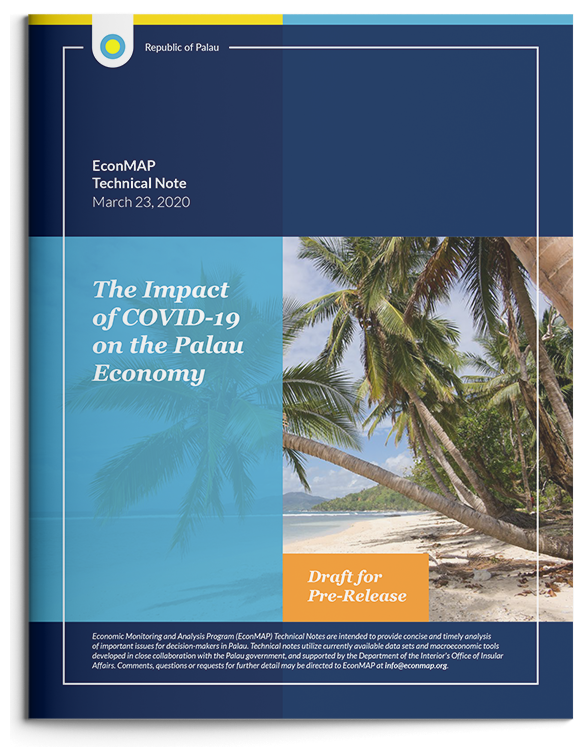 Related Document thumbnail of Assessing the Impact of COVID-19 on the Palauan Economy