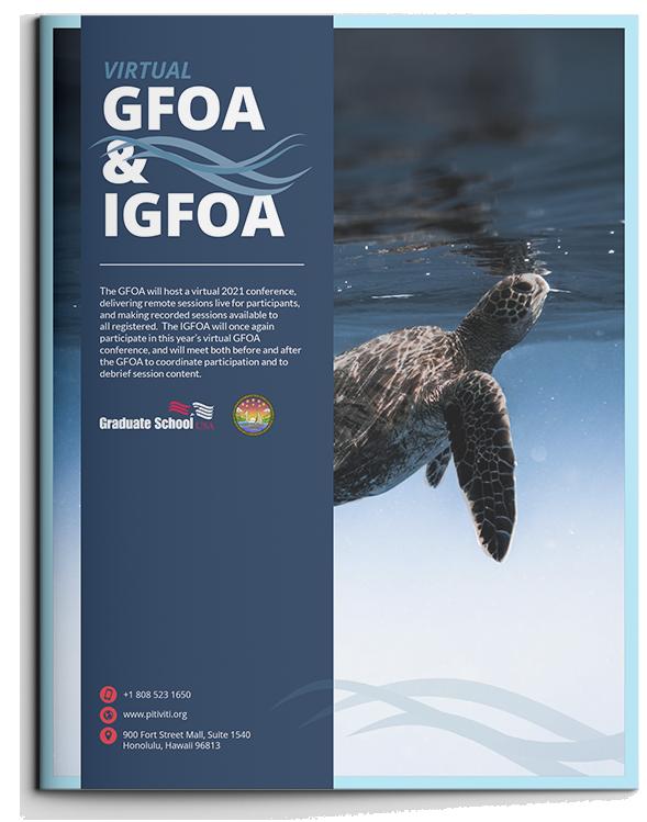 Related Document thumbnail of IGFOA 2021 Meeting Agenda (Draft)