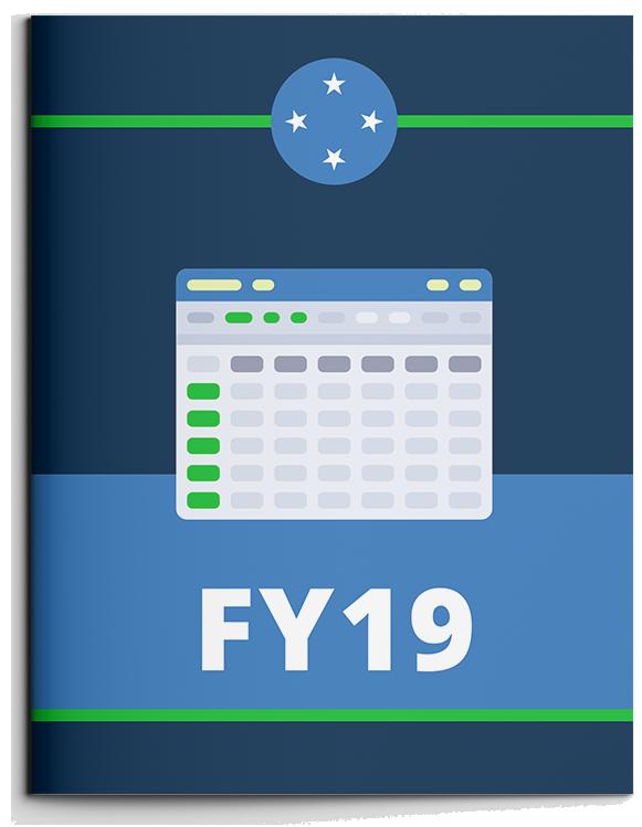 Related Document thumbnail of FSM FY18 Economic Statistics
