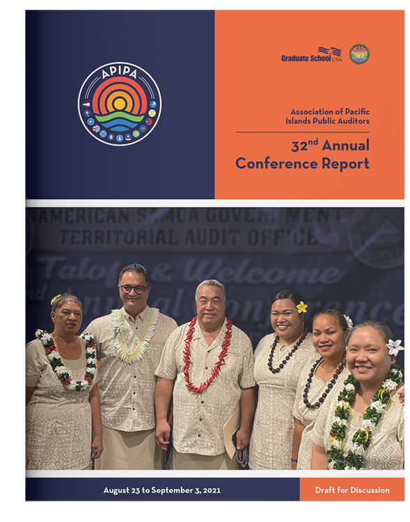 Related Document thumbnail of APIPA 2021 Conference Report