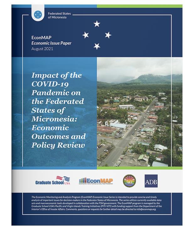 Related Document thumbnail of Impact of the COVID-19 Pandemic on the Federated States of Micronesia: Economic Outcomes and Policy Review