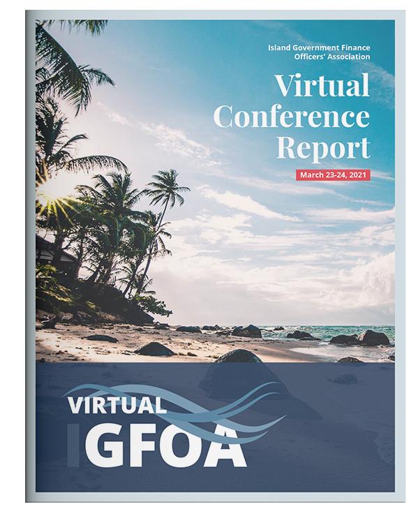Book IGFOA Winter 2021 Conference Report