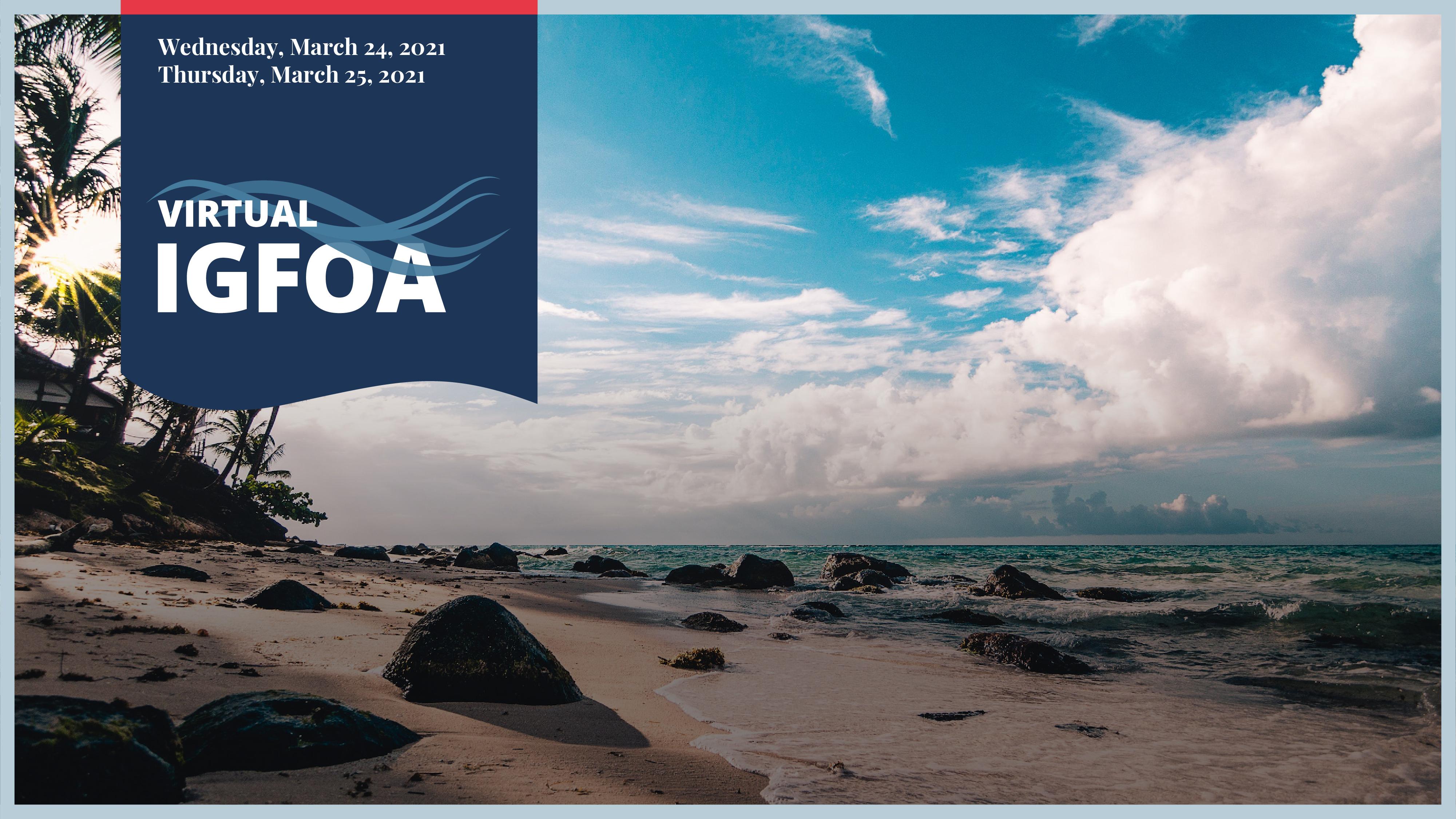 Featured image of news igfoa-winter-2021